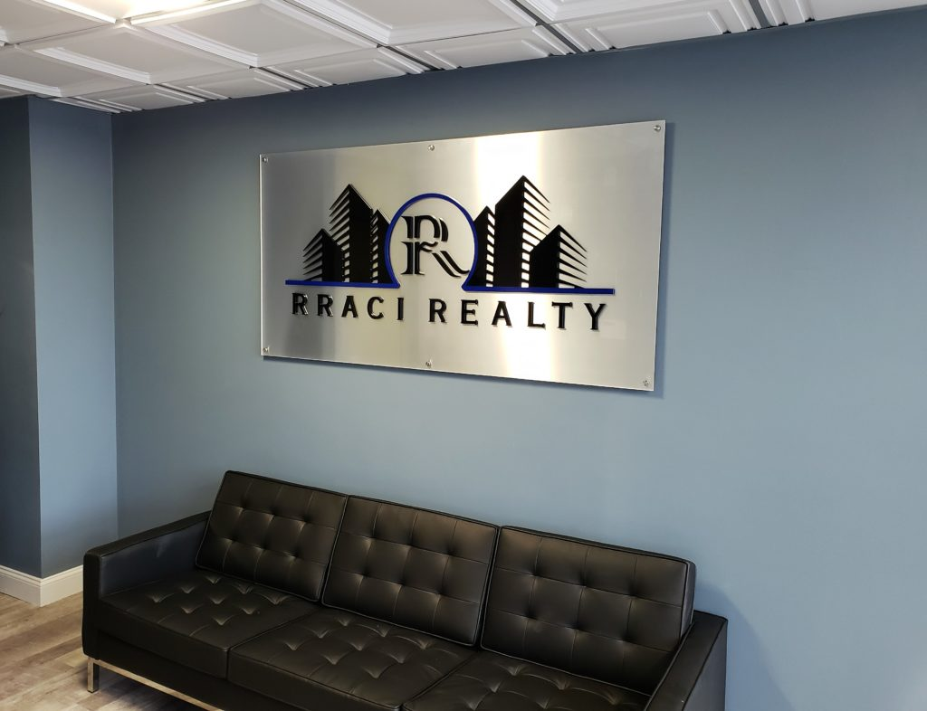 Lobby Signs for Real Estate Firms in the Bronx NY