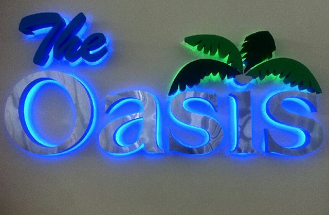 Backlit Lobby signs in Yonkers NY