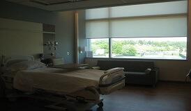 Duke Cancer Paitient Room