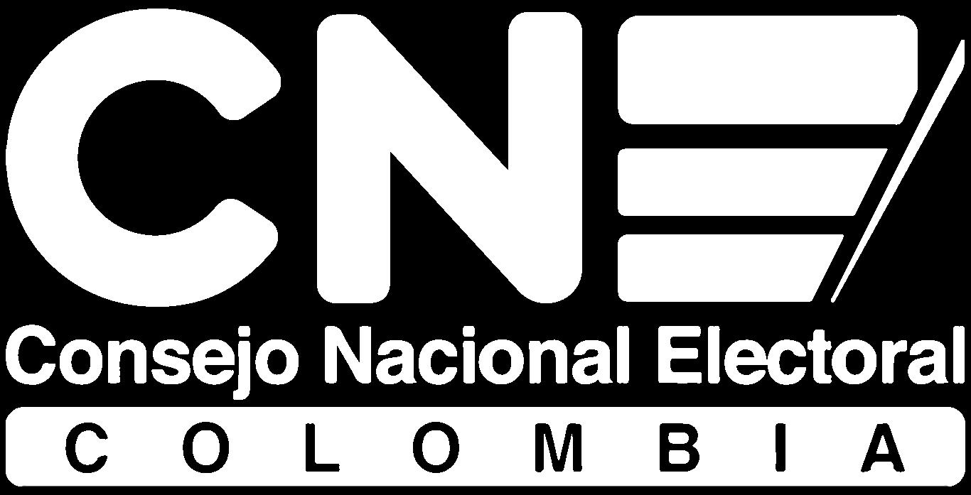 logotipo cne