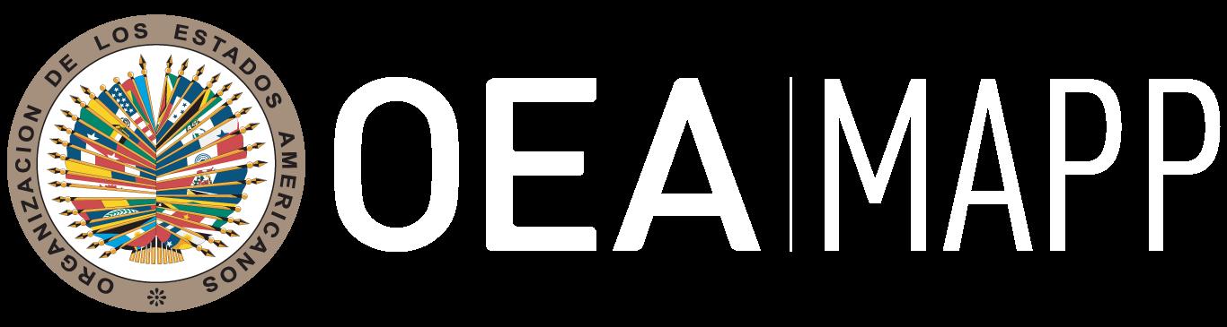 logotipo oea mapp