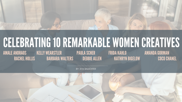 Read more about the article Celebrating 10 Remarkable Women Creatives