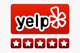 Yelp 5-Star Logo