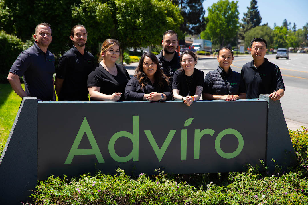 Goadviro Environmental Consulting and Testing Team at the San Jose CA headquarters
