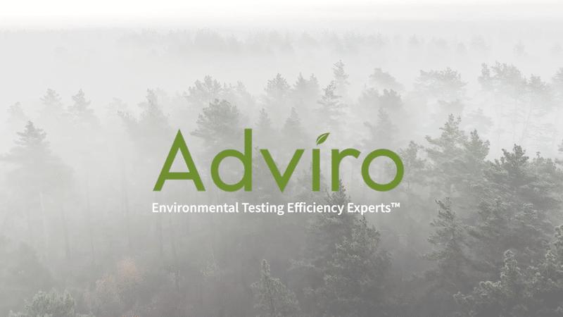 Misty evergreen forest representing Adviro Environmental Consulting