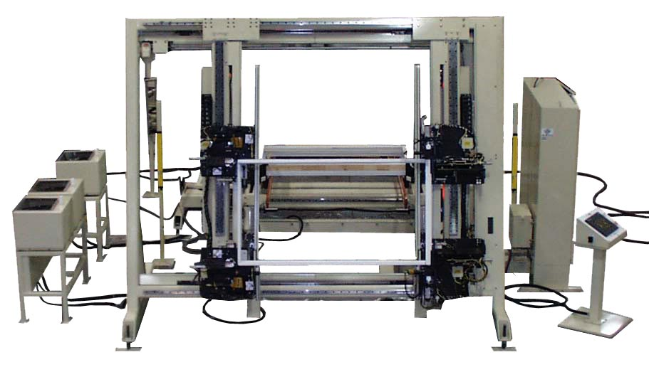 Premier Automatic Frame Clamp Image