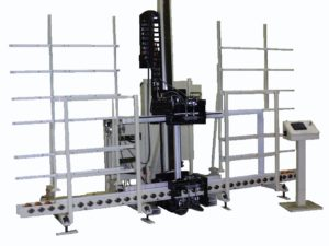 Premier Vertical Injection Machine Image