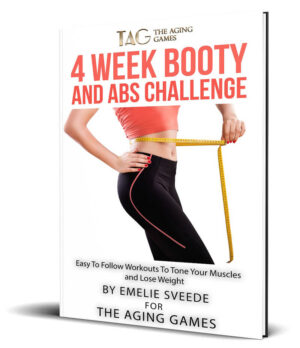 4 Week Booty Workout Challenge The Aging Games