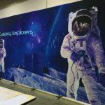 Panasonic Fabric Backdrop – 30ft x 10ft