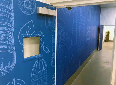 Niagara Door Wraps & Wall Vinyl
