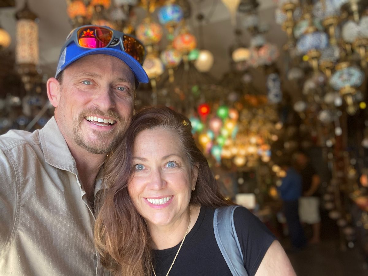 Photo of Heather Penny and Husband
