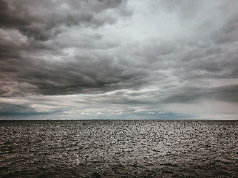Photo of a cloudy day