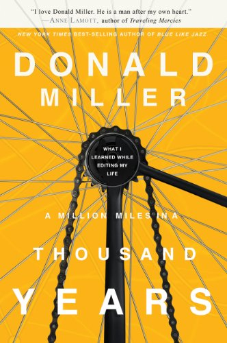 Book: Thousand Years by Donald Miller