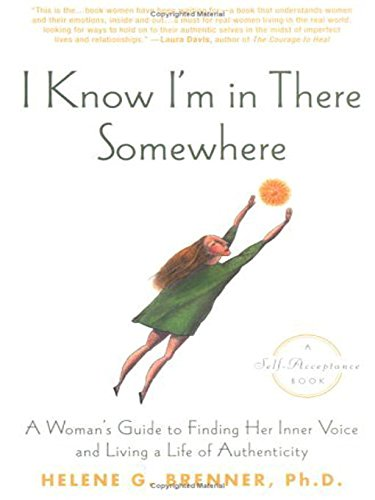 Book: I Know I'm in there Somewhere by Helene Brenner