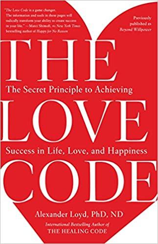 Book: The Love Code by Alexander Loyd