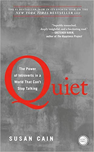 Book: Quiet by Susan Cain