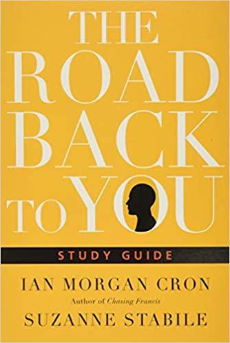 Book: The Road Back to You by Ian Morgan Cron and Suzanne Stabile