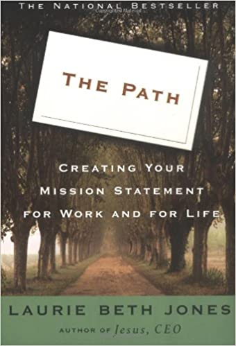 Book: The Path by Laurie Beth Jones