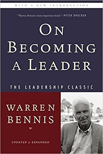 Book: On Becoming a Leader by Warren Bennis