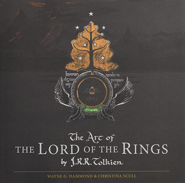 Book: The Art of the Lord of the Rings by JRR Tolkien