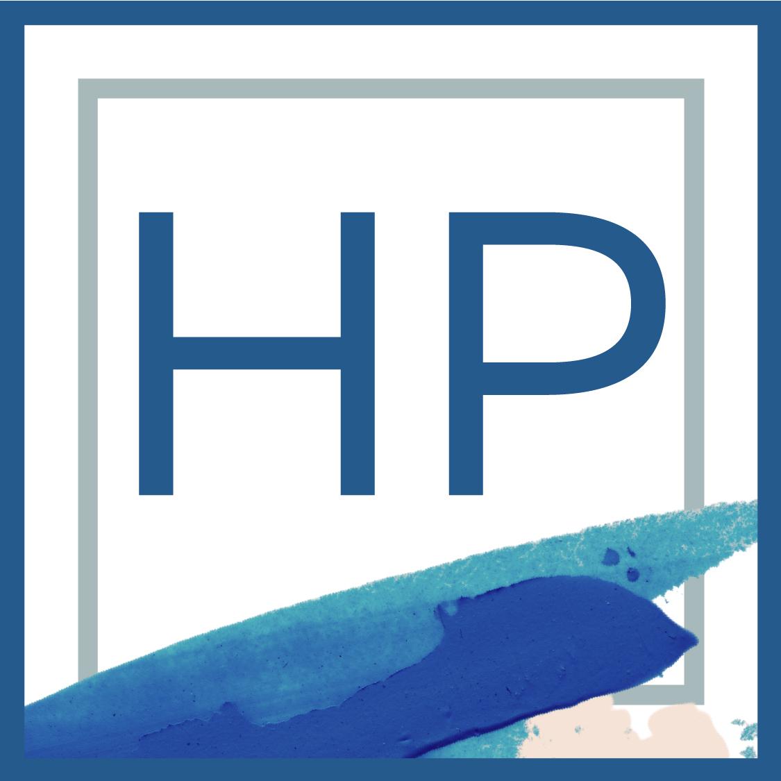 Heather Penny HP Logo