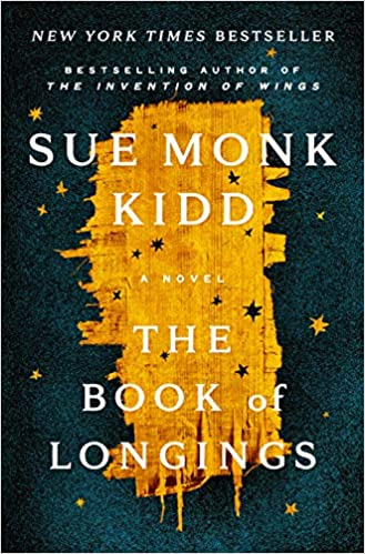 Book: The Book of Longings by Sue Monk Kidd