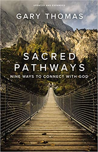 Book: Sacred Pathways by Gary Thomas