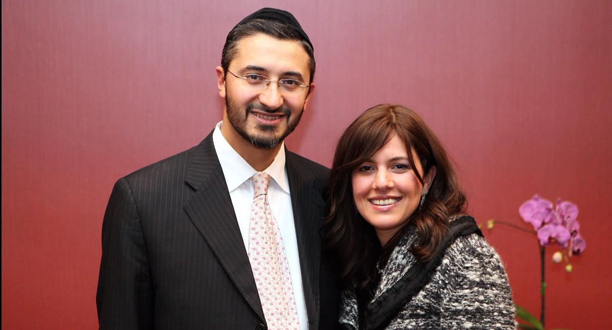 Rabbi & Rabbanit Sionit