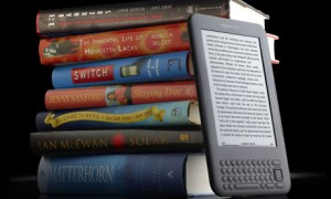 Shift towards e-readers