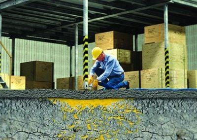 Foam Concrete Slab Lifting