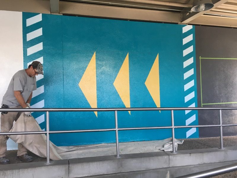 The Kraken Ride - Painting