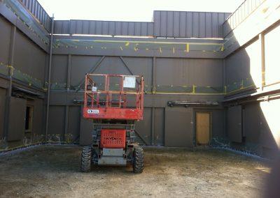 Polyurea Coatings - Eglin Shoot House