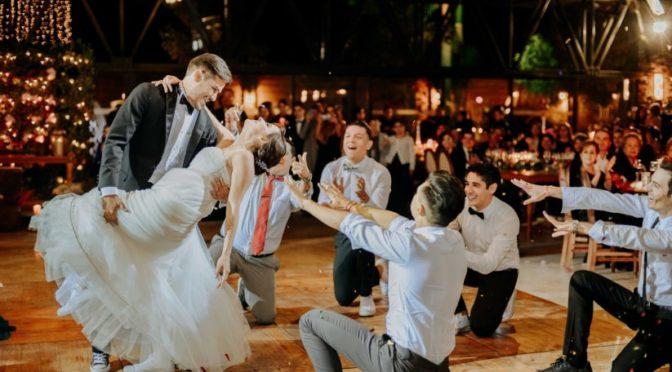 WEDDING DJENTERTAINER