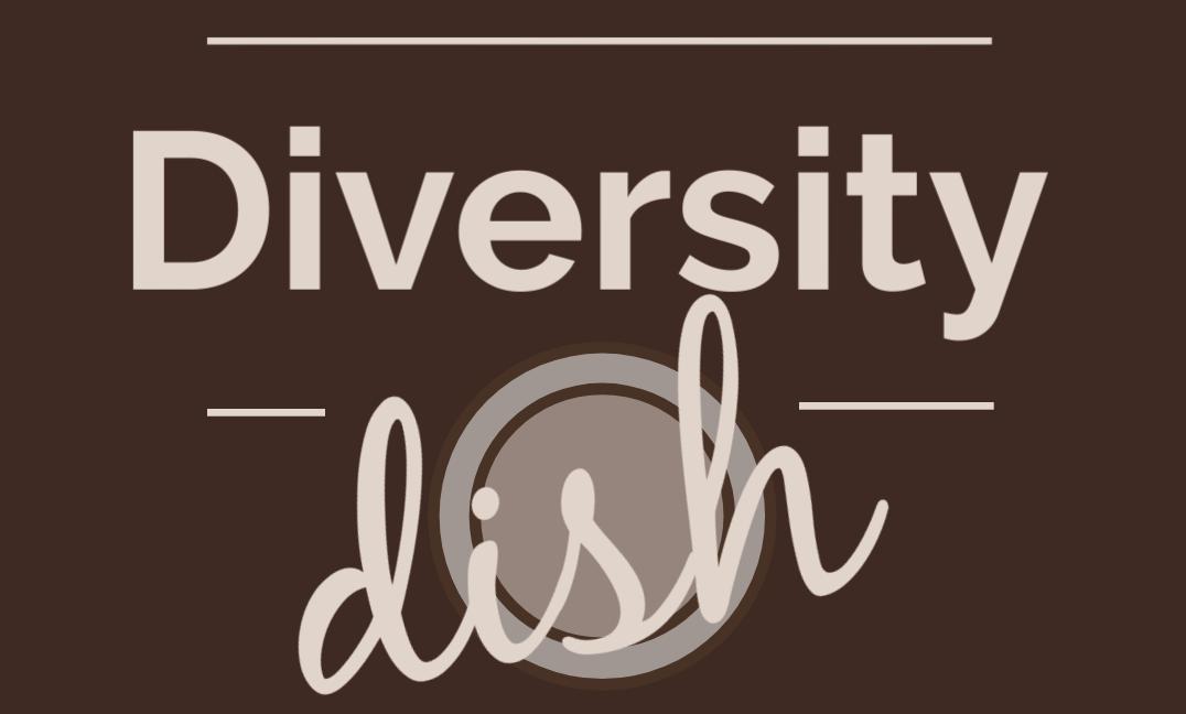 Logo for Diversity Dish