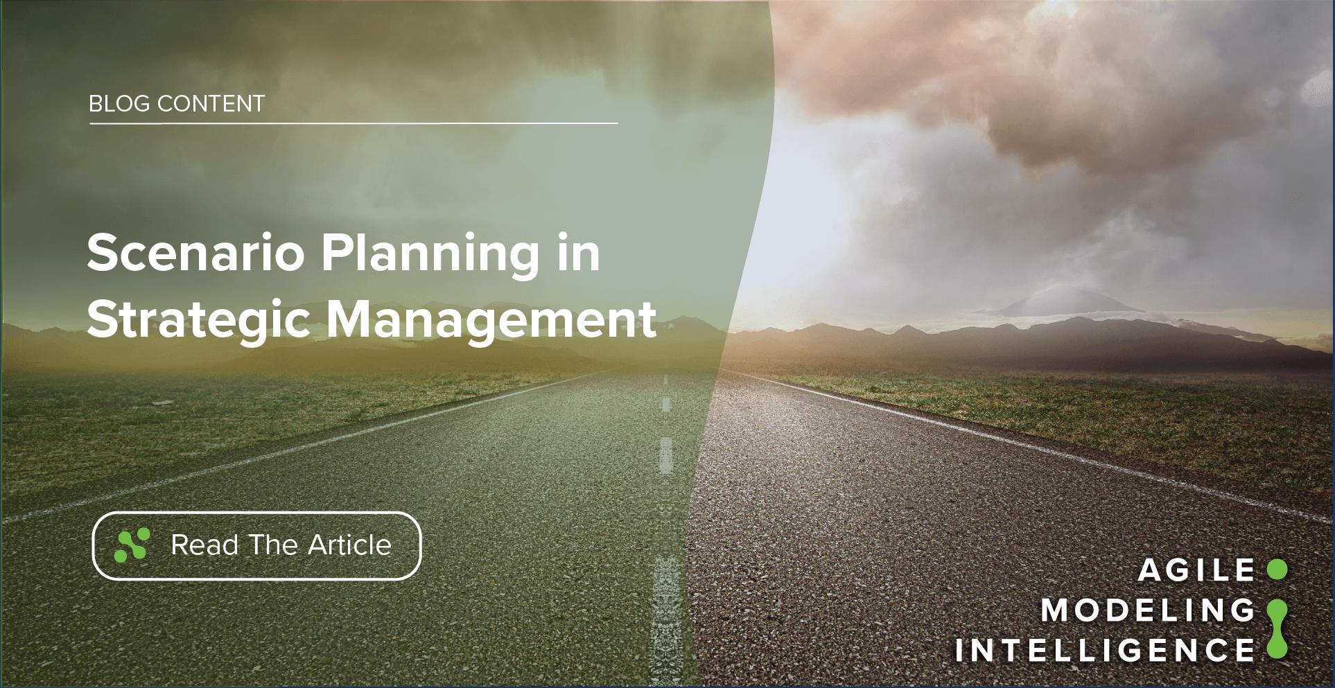 Scenario Planning in Strategic Management