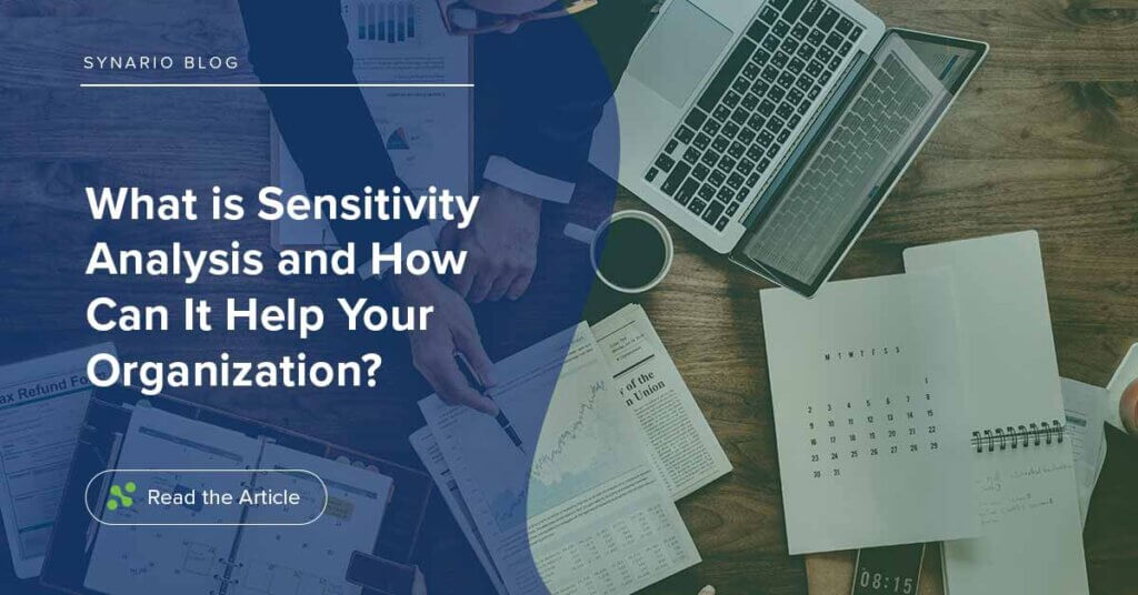 What is Sensitivity Analysis and How Can It Help Your Organization?