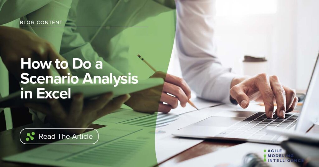 How to Do a Scenario Analysis in Excel