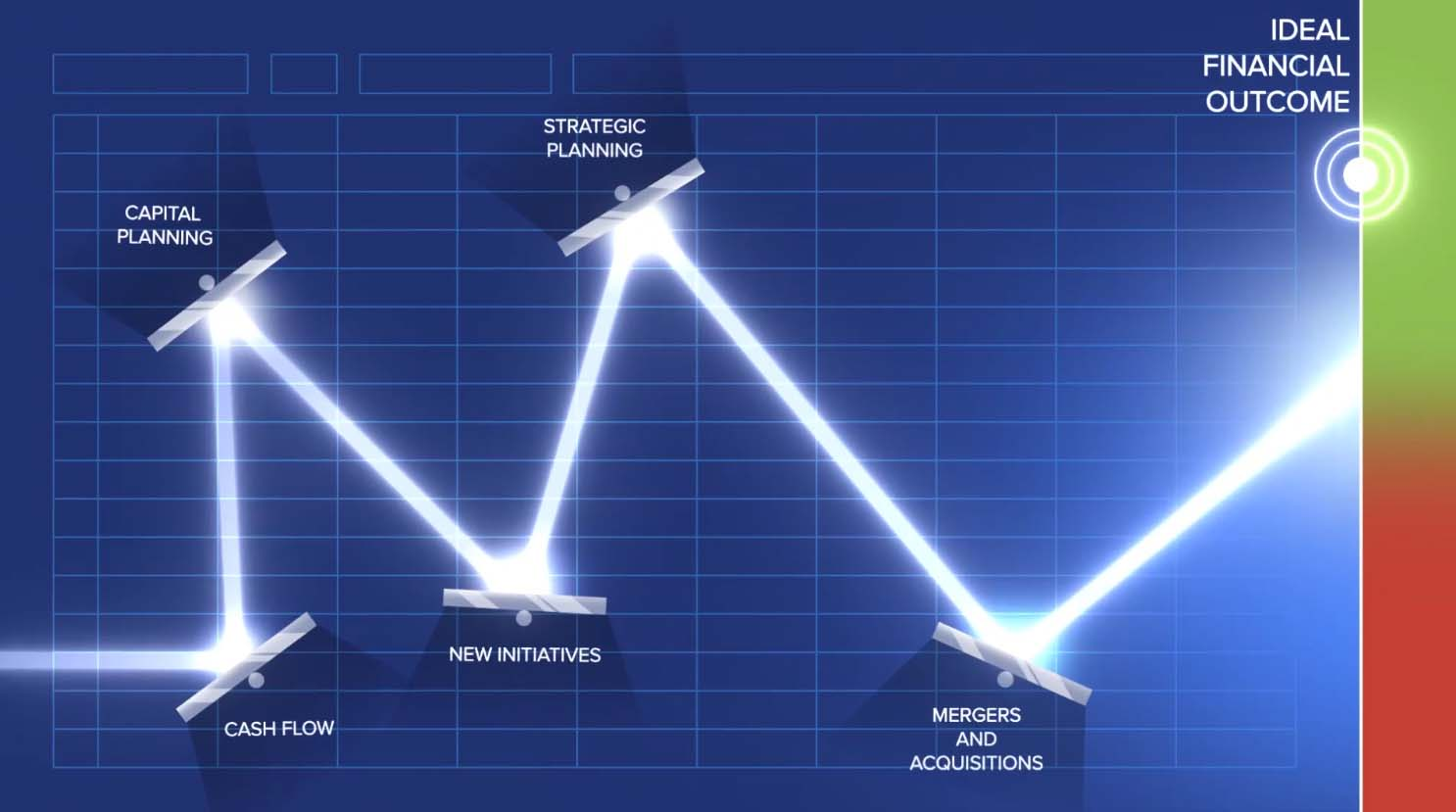 scenario analysis animated explainer