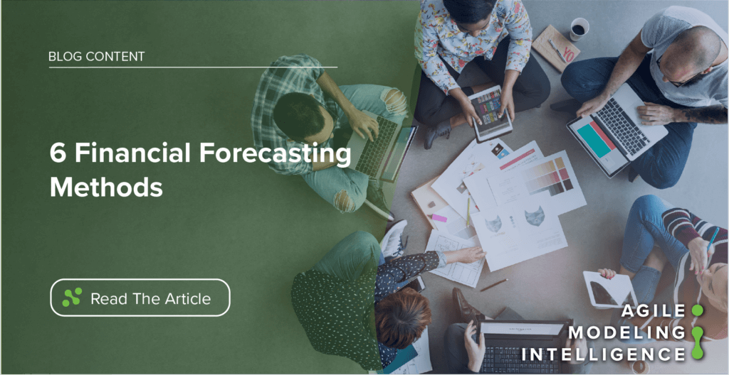 6 Common Methods Used in Financial Forecasting Models