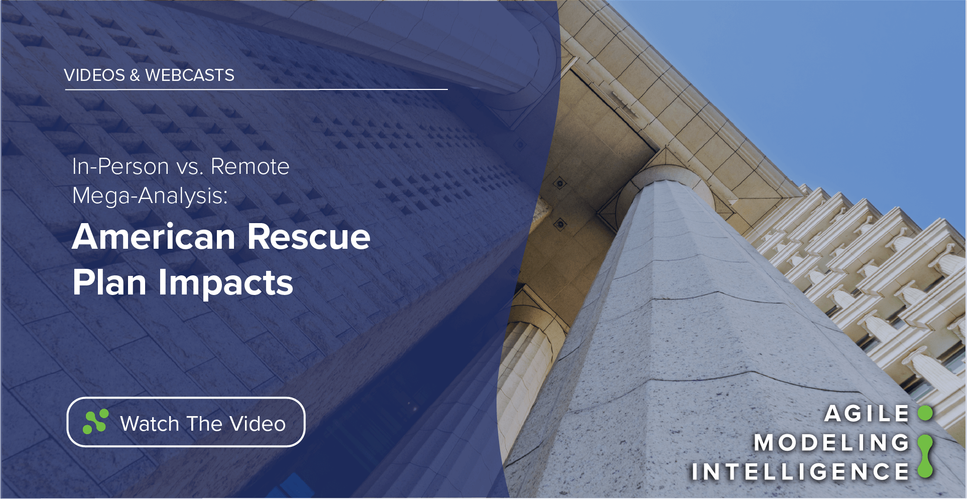 American Rescue Plan Impacts – In-Person vs. Remote Mega-Analysis