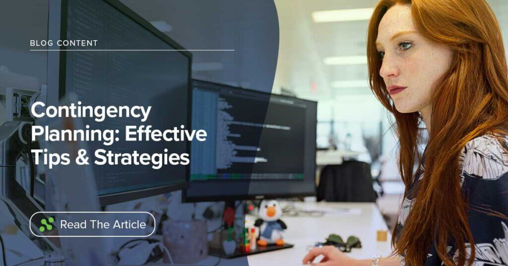 Contingency Planning: Effective Tips & Strategies