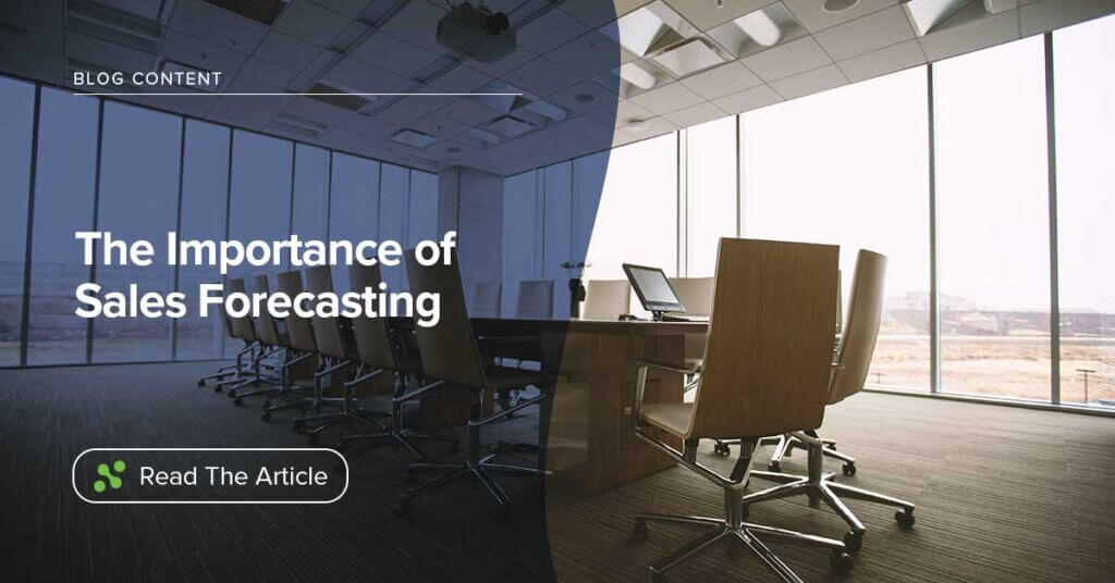 The Importance of Sales Forecasting