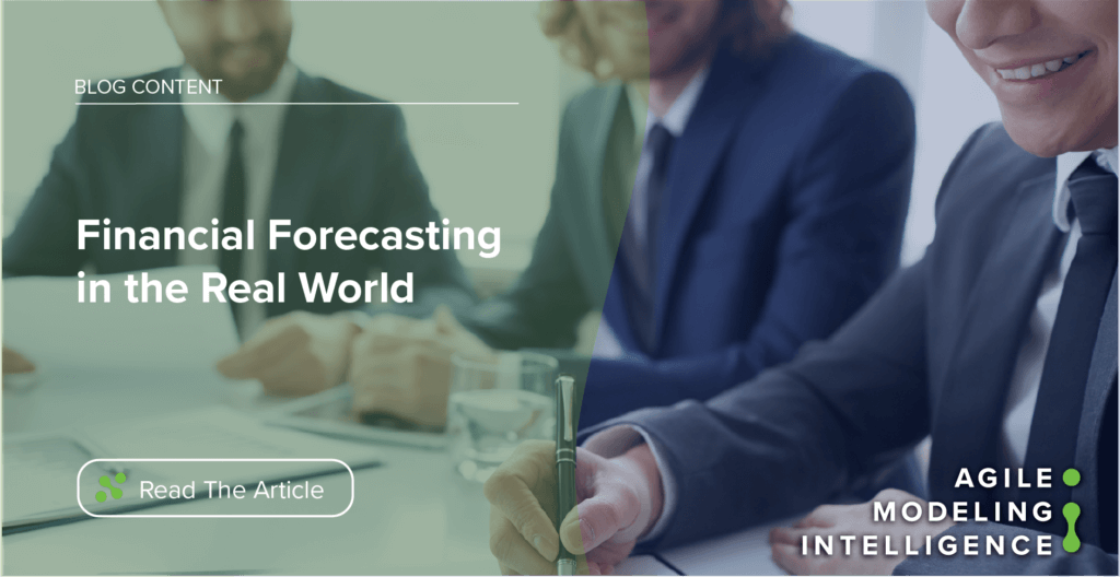 A Real-World Financial Forecasting Example That's Easy to Understand