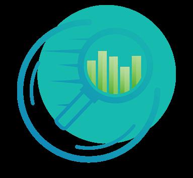 Synario Interactive insights icon