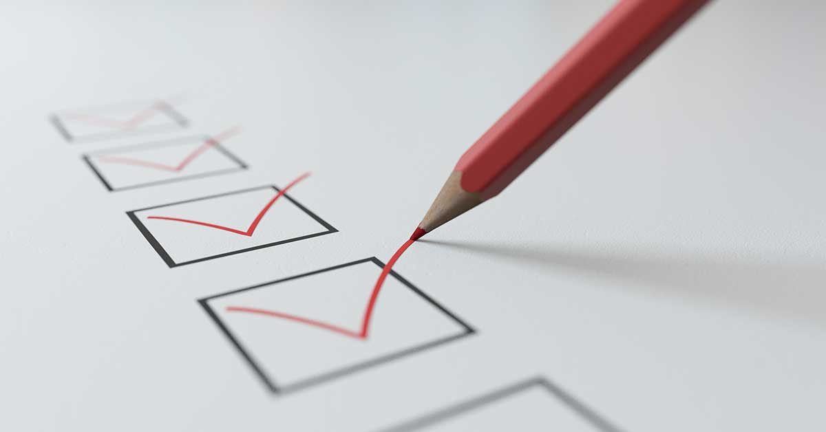3d-render-checklist-red-pencil-will-tick-black-squares