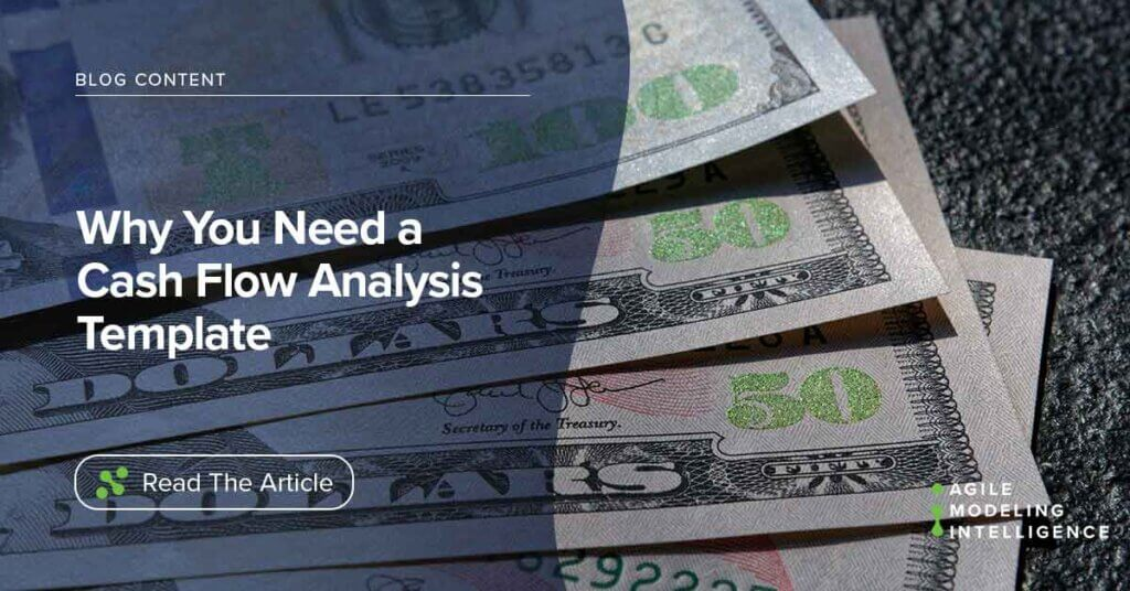 Why You Need a Cash Flow Analysis Template
