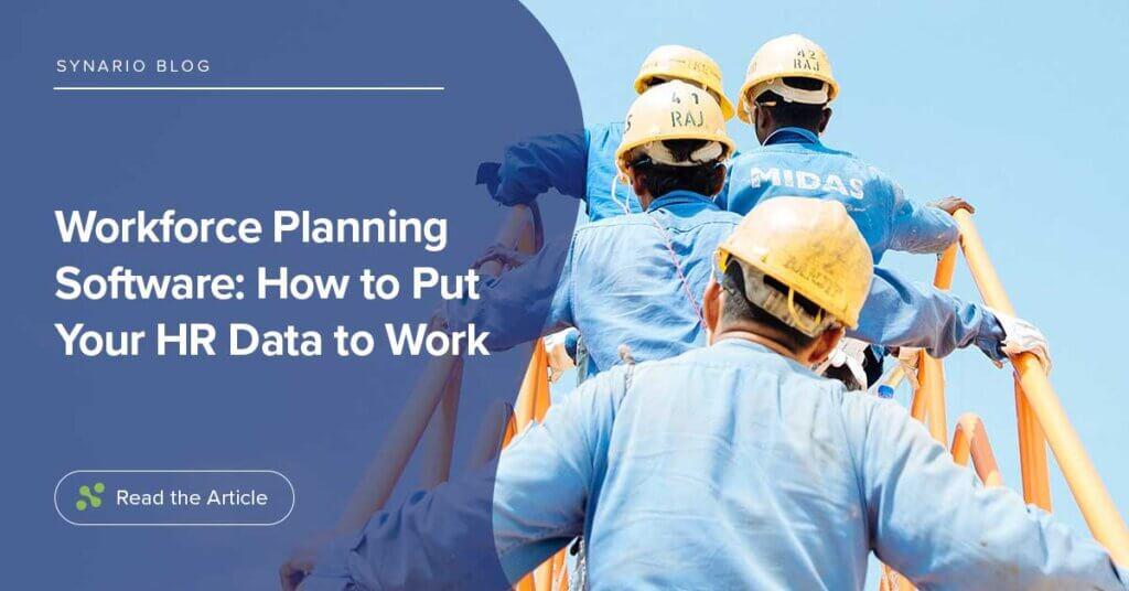 Strategic Workforce Planning Solutions & Tools