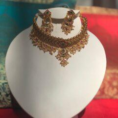 Yagna – Gold Plated Set