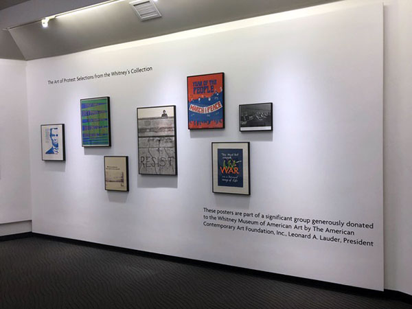 The Art of Protest: Selections from the Whitney's Collection