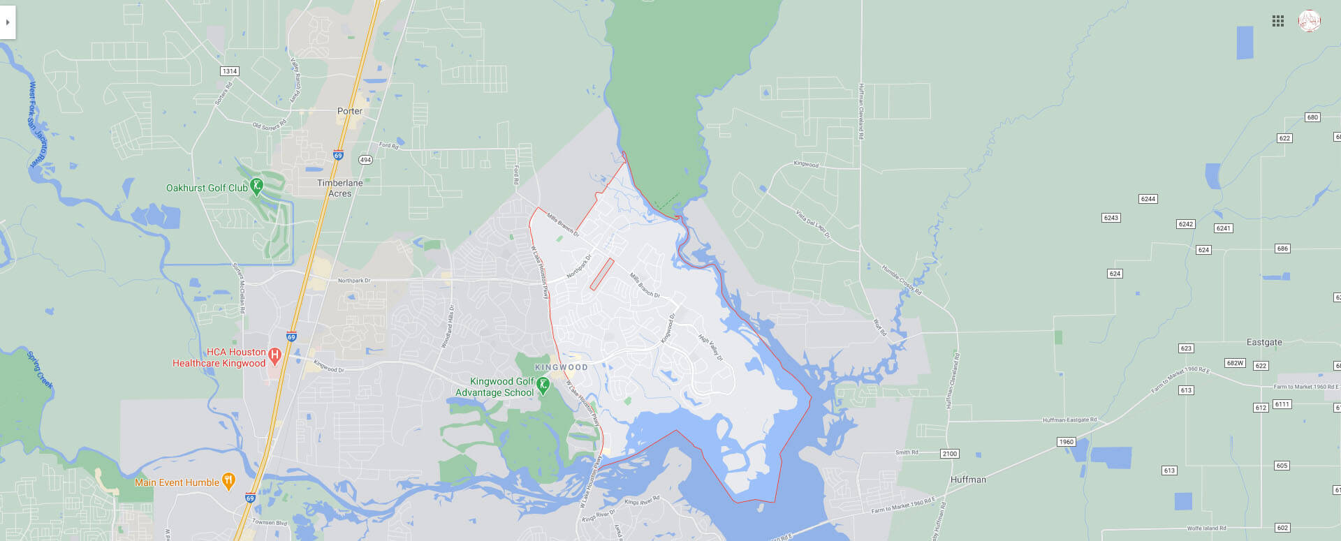 satic map